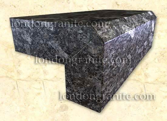 Laminated Edges For Granite Worktops London Granite Ltd
